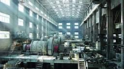 Производственная зона после реконструкции